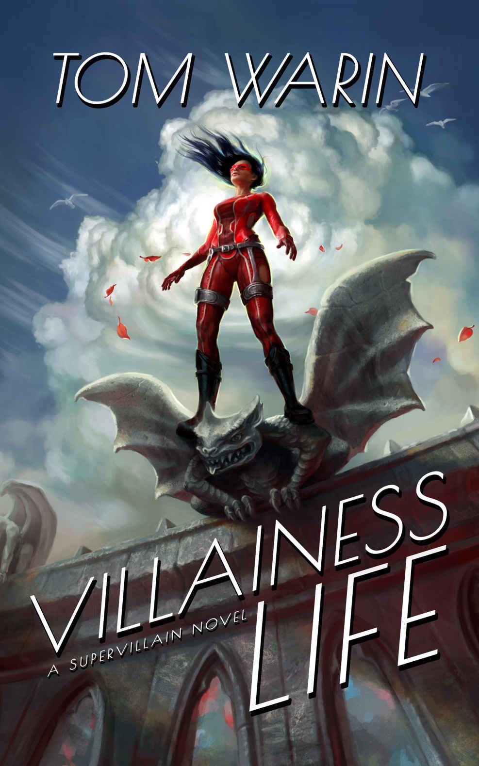 36+ Super villainess info