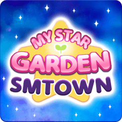 MY STAR GARDEN with SMTOWN 1.2.6 Apk Full For Android