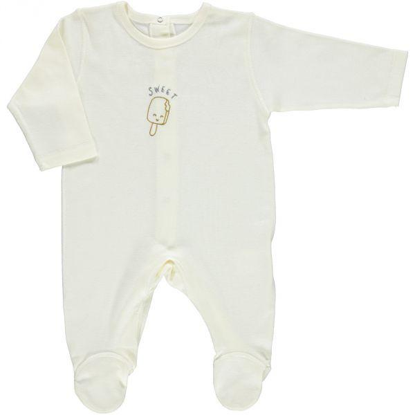 6e89e5ee7de1d ... votre petit de douceur pour la nuit grâce à ce pyjama imaginé par Poudre  Organic ! Tout doux