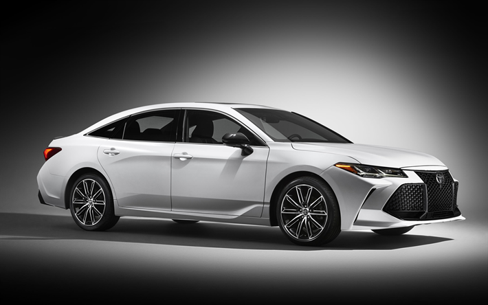 Wallpapers Toyota Avalon Studio 2019 Cars Luxury New