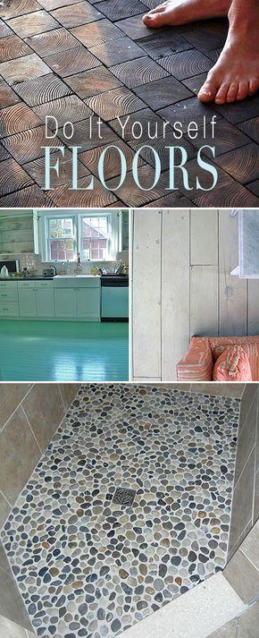 Do it yourself floors tutorials flooring ideas and decorating do it yourself floors great ideas projects and tutorials solutioingenieria Gallery