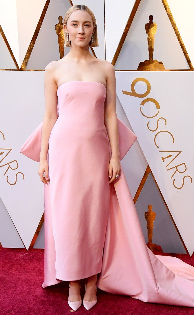 The Oscars Red Carpet\'s Showstopping Style | Pinterest | Vestido de ...