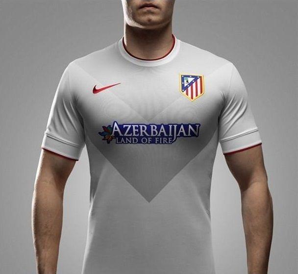 Nike y el Atlético de Madrid presentan el segundo uniforme c11809924250