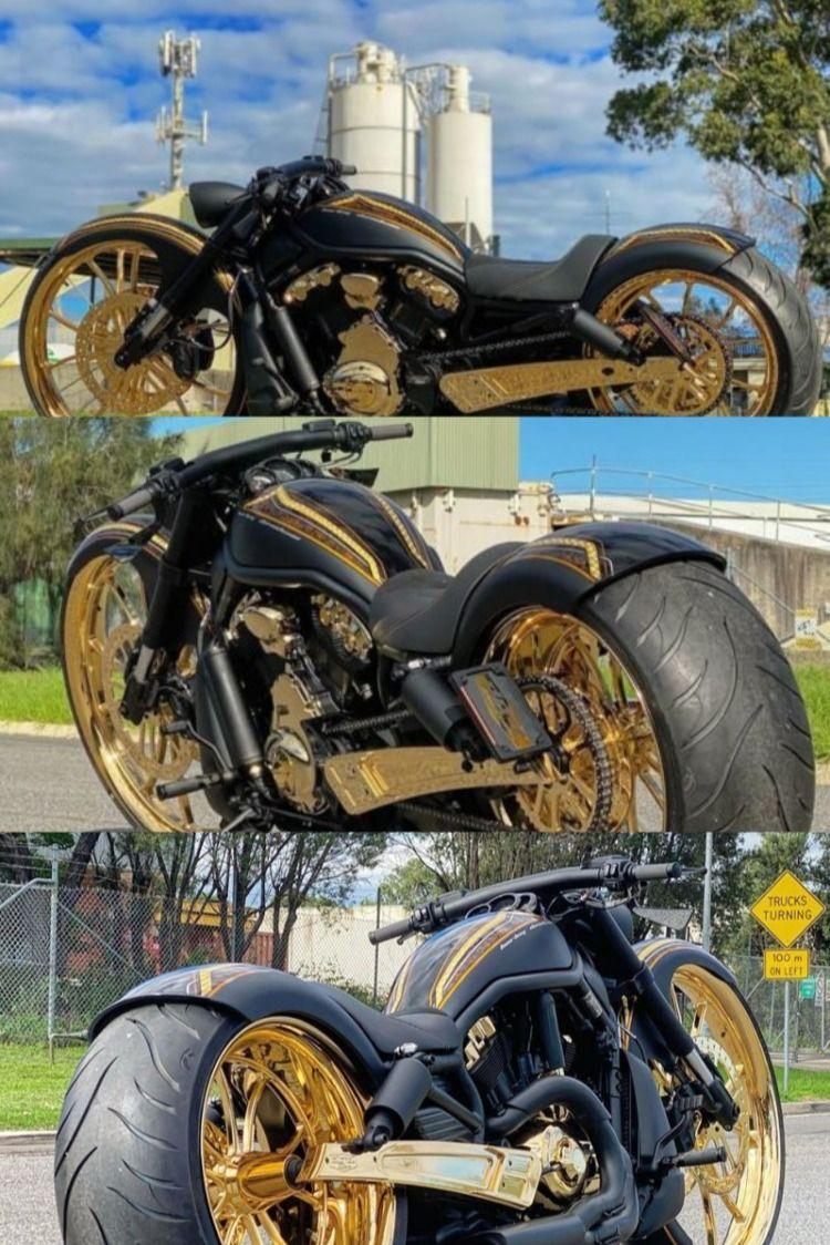 Harley-Davidson V Rod Australia by DGD Custom in 2020 ...