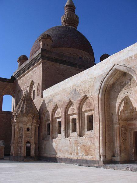 Ishak Pasha Palace(Turkish:İshak Paşa Sarayı)