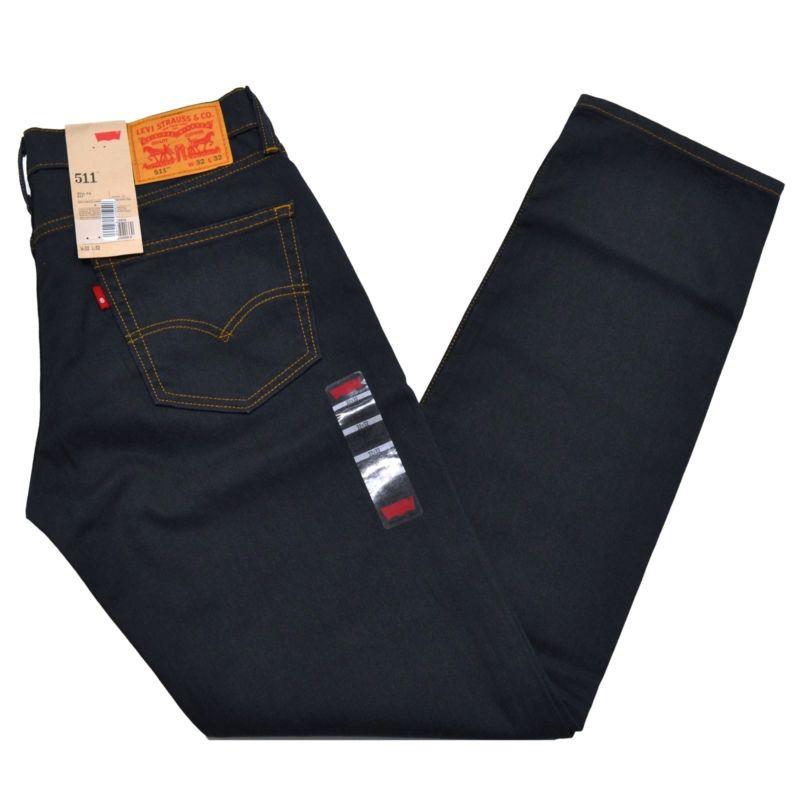 Levis 511 Hombres Jeans De Calce Ajustado De Luz Azul Medio Oscuro Todas Las Tallas Nuevo Con Etiquetas Mens Jeans Slim Mens Jeans Levis Mens Jeans