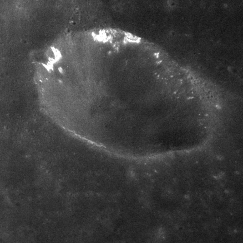 As Cavidades nas Paredes Norte das Crateras de Mercúrio « Ciência e Tecnologia http://bit.ly/1ng1Iuw