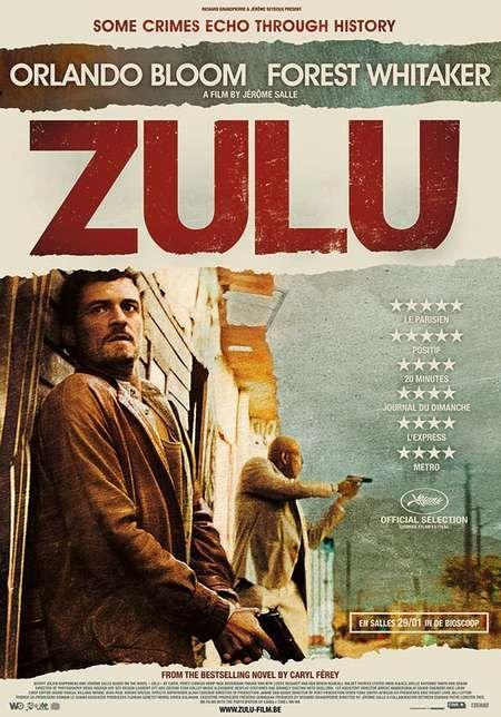 Zulu 2013 Zulu Forest Whitaker Film
