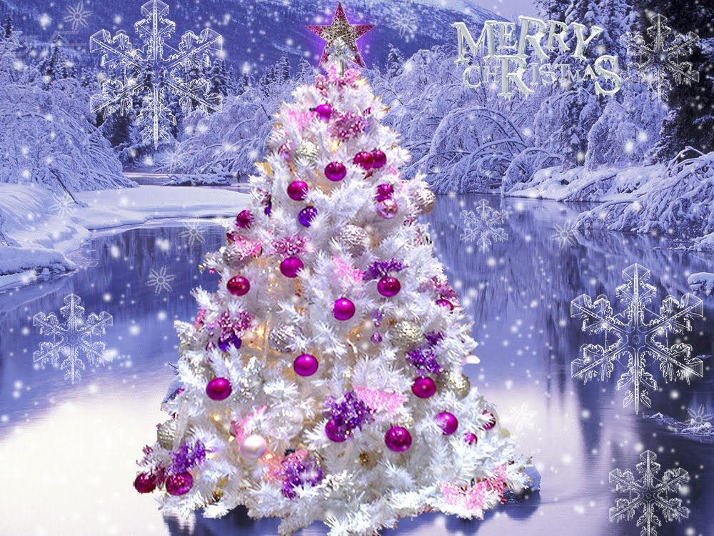 Free Christmas Desktop Background