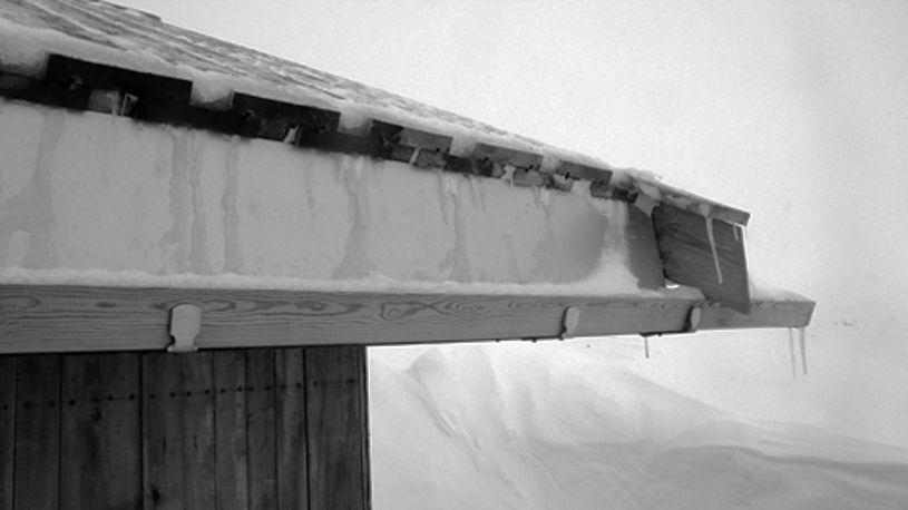 Wooden Roof detail -  taktil.no