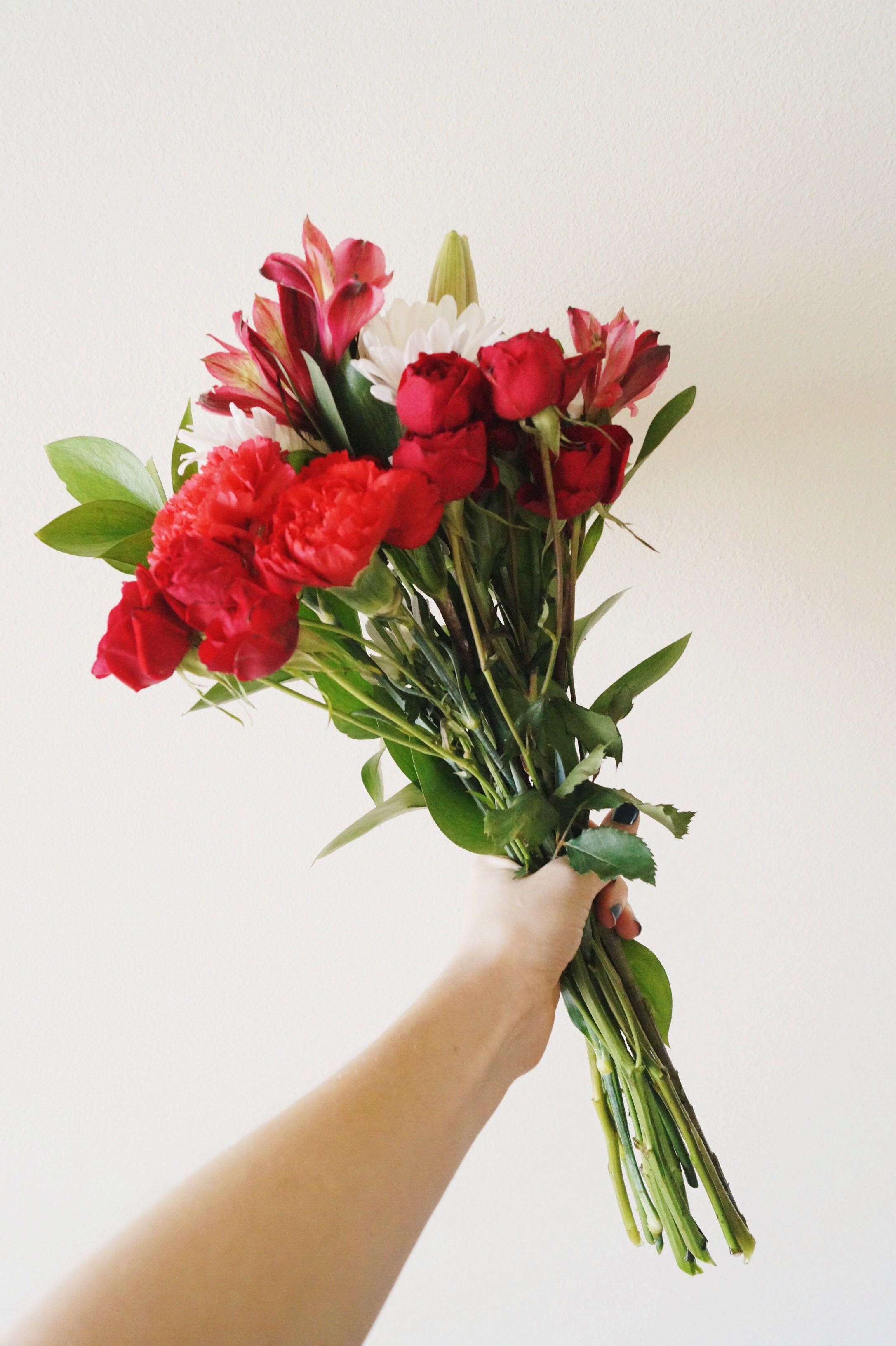 Flower Vases Valentines Day
