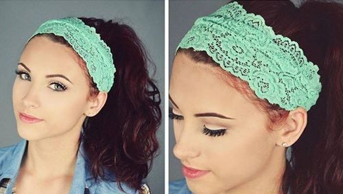 20 Hairstyles With Headbands For Casual And Festive Looks Wavy
