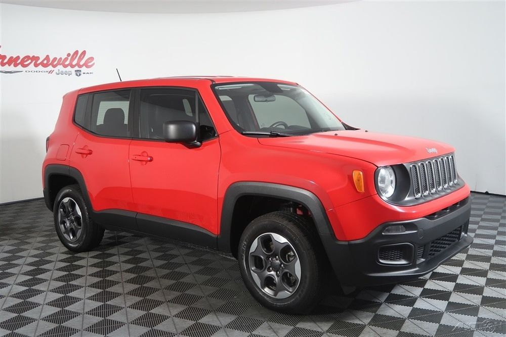 Ebay Jeep Renegade Sport 49437 Miles Used 2016 Jeep Renegade