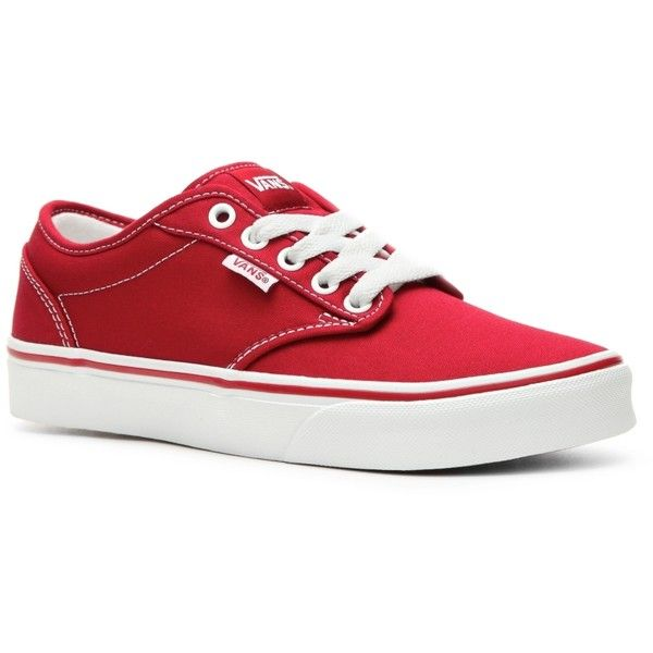 c3c051f16fa252 Vans Atwood Sneaker - Womens ( 45) ❤ liked on Polyvore featuring shoes
