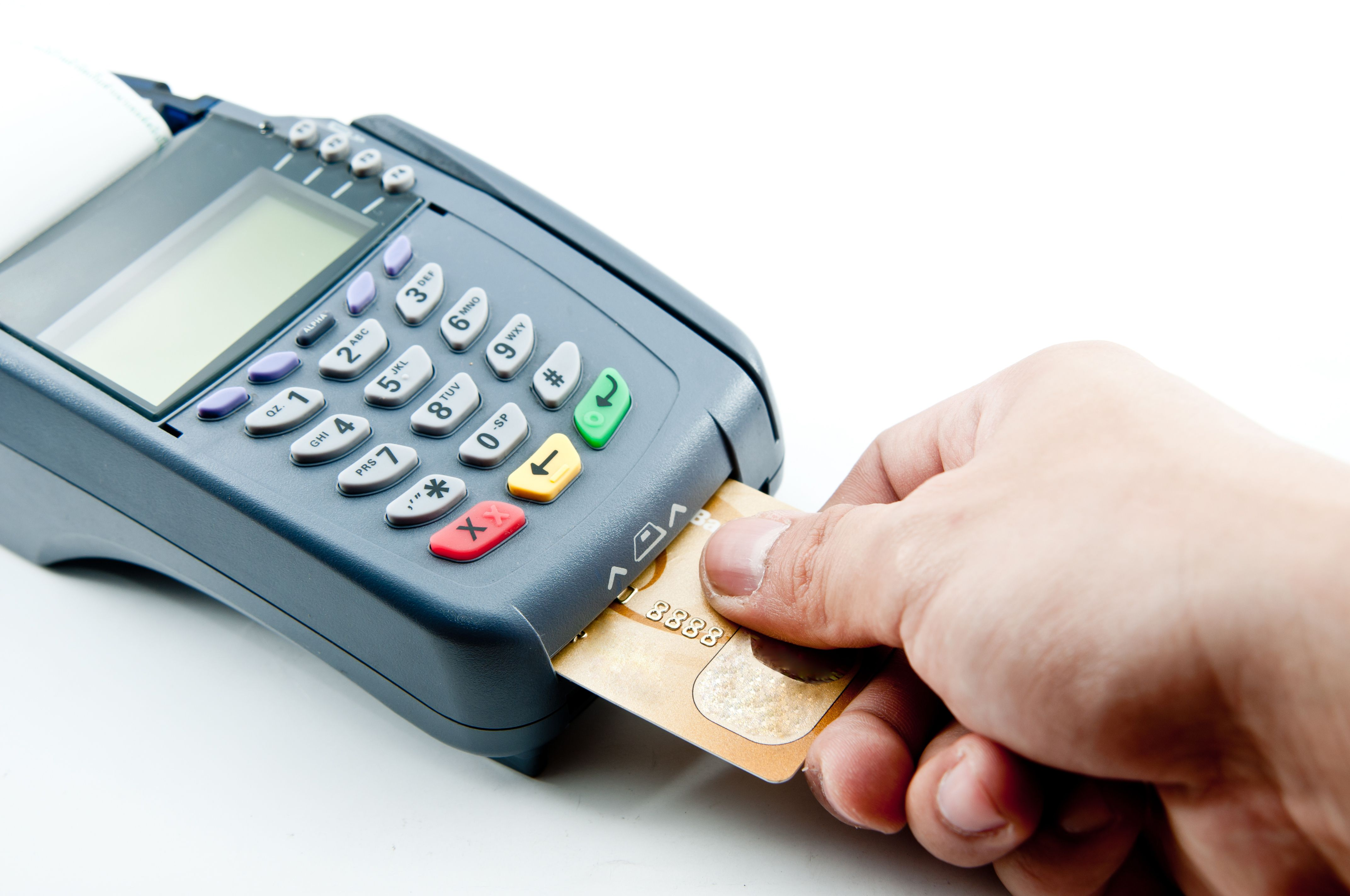 Credit Card Machine | Credit Card Processing - Merchant Services ...