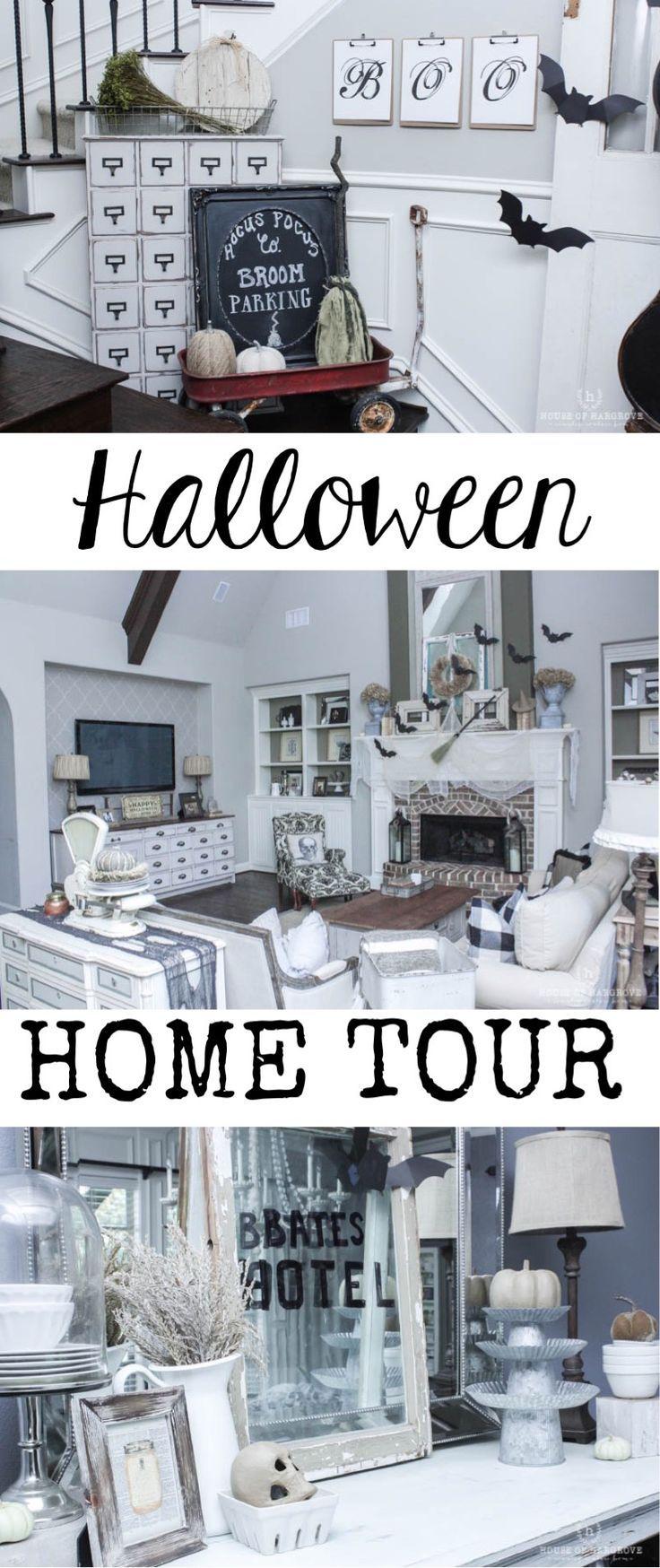kuhle dekoration lounge sessel holz selber bauen, halloween home tour 2017: haunted-house of hargrove #halloween, Innenarchitektur