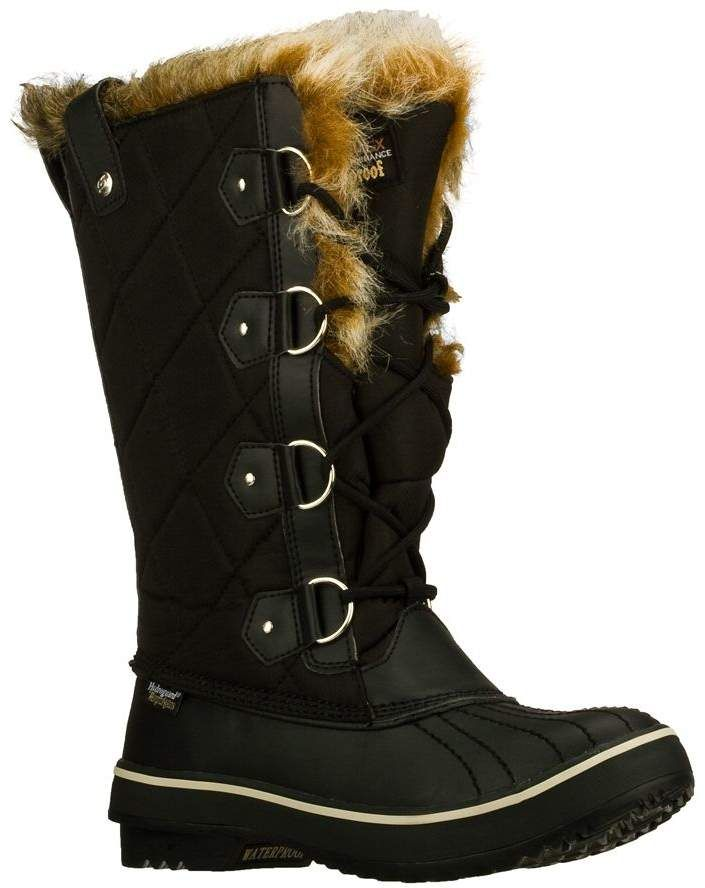 online for sale durable service special promotion Skechers Tall Winter Boots - Highlanders - Cottontail ...