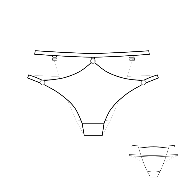 Выкройки кружевного нижнего белья скачать бесплатно на формат а4 пакеты для вакуумного упаковщика redmond rmc m020