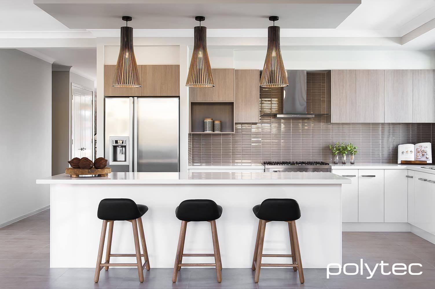 Polytec Matt Tessuto Milan Kitchen Interior Kitchen Remodel Kitchen Inspirations
