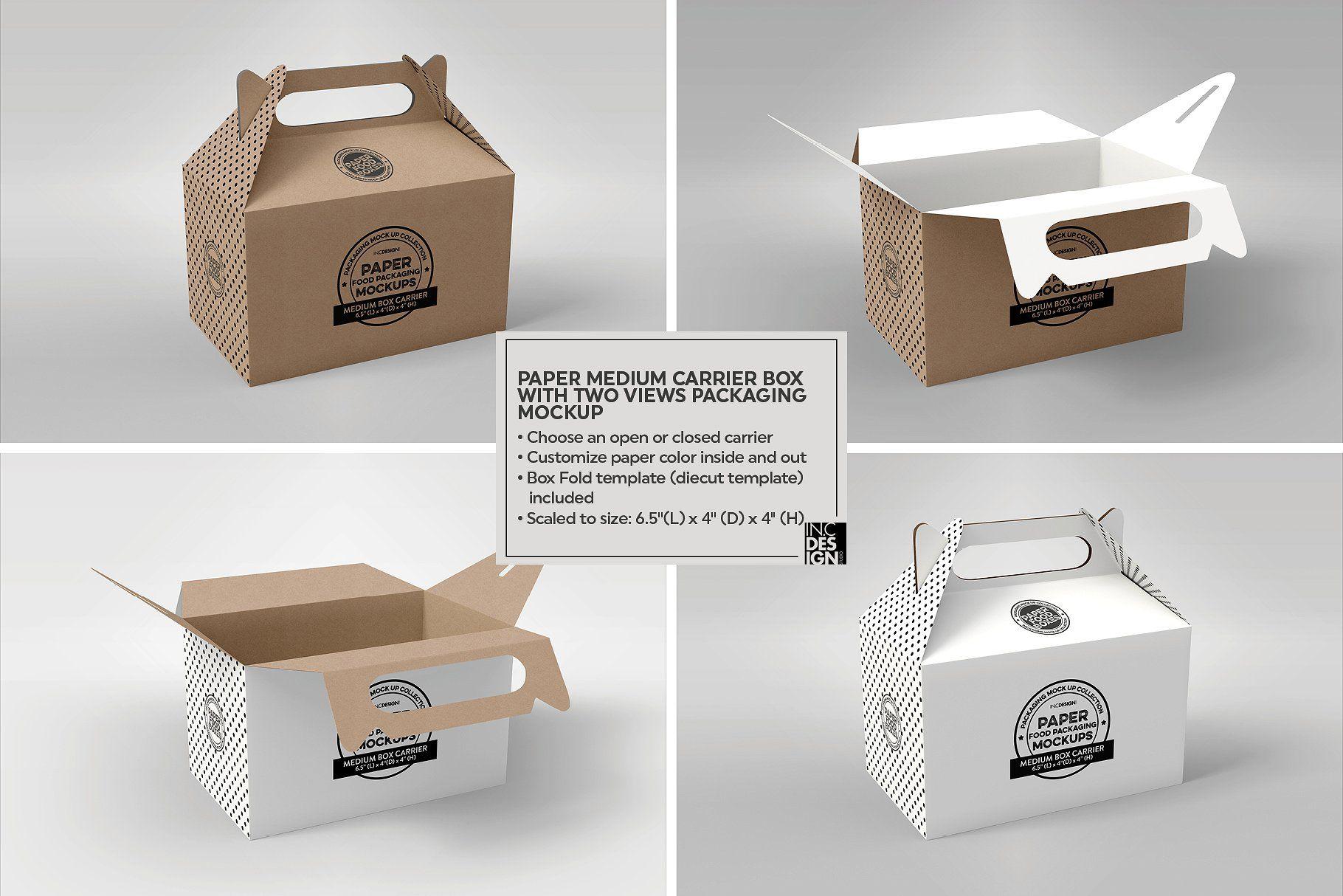Vol 13 Food Box Packaging Mockups Food Box Packaging Packaging Mockup Packaging