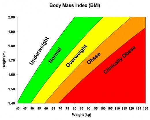 Bmi Chart Weight Loss Pinterest Weight Loss Diet And Health