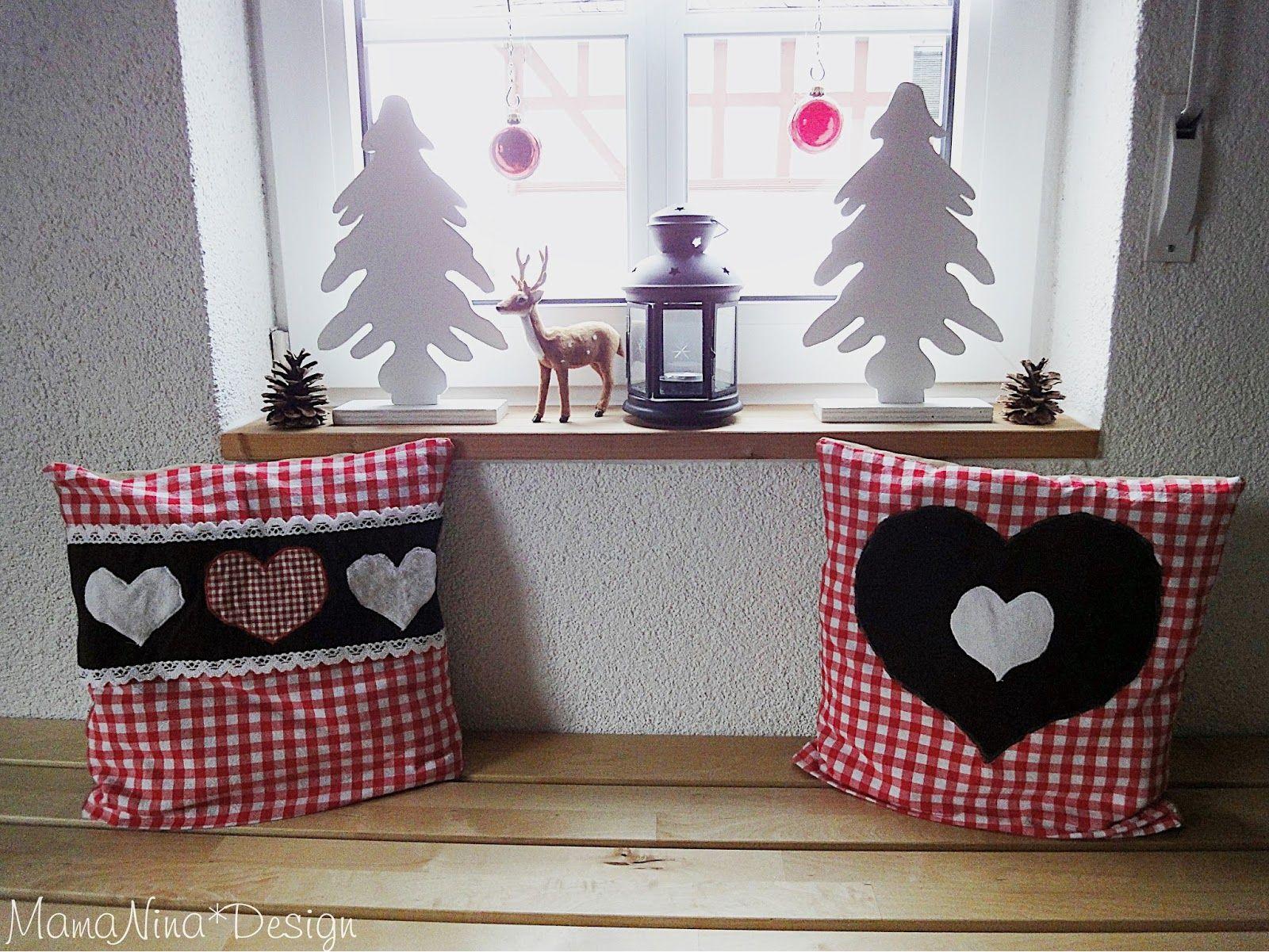 MamaNina*Design: weihnachtliche Küchendeko