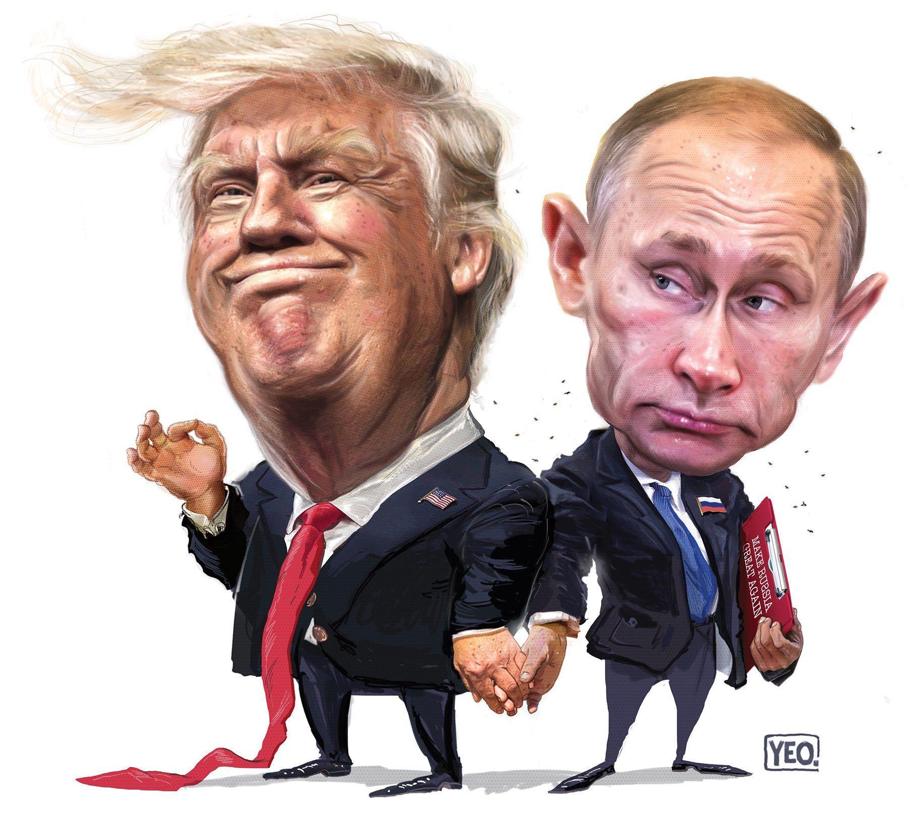 Прикольные рисунки политиков, открытка ира днем