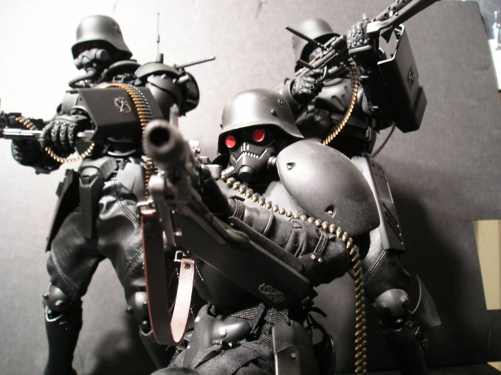 come on kerberos jin roh fans, post your collection! - OSW: One Sixth Warrior Forum
