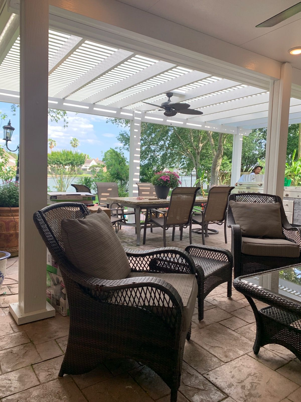 Houston Covered Patios Patio Builders Outdoor Furniture