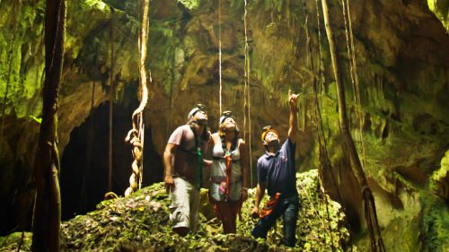 Cave Expedition Punta Cana Dominican Republic Travel Ultimate Family Vacation Punta Cana