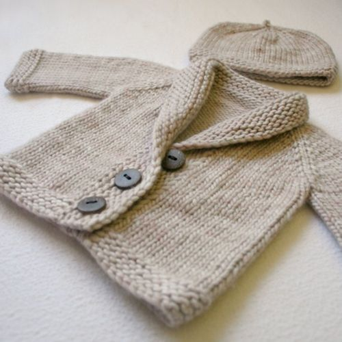 Baby Sophisticate - Free Pattern