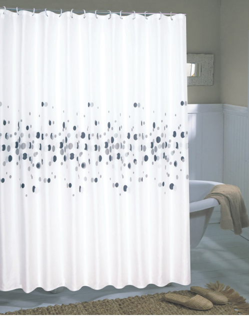 Extra Long Shower Curtain With Grommets Best Shower Curtain