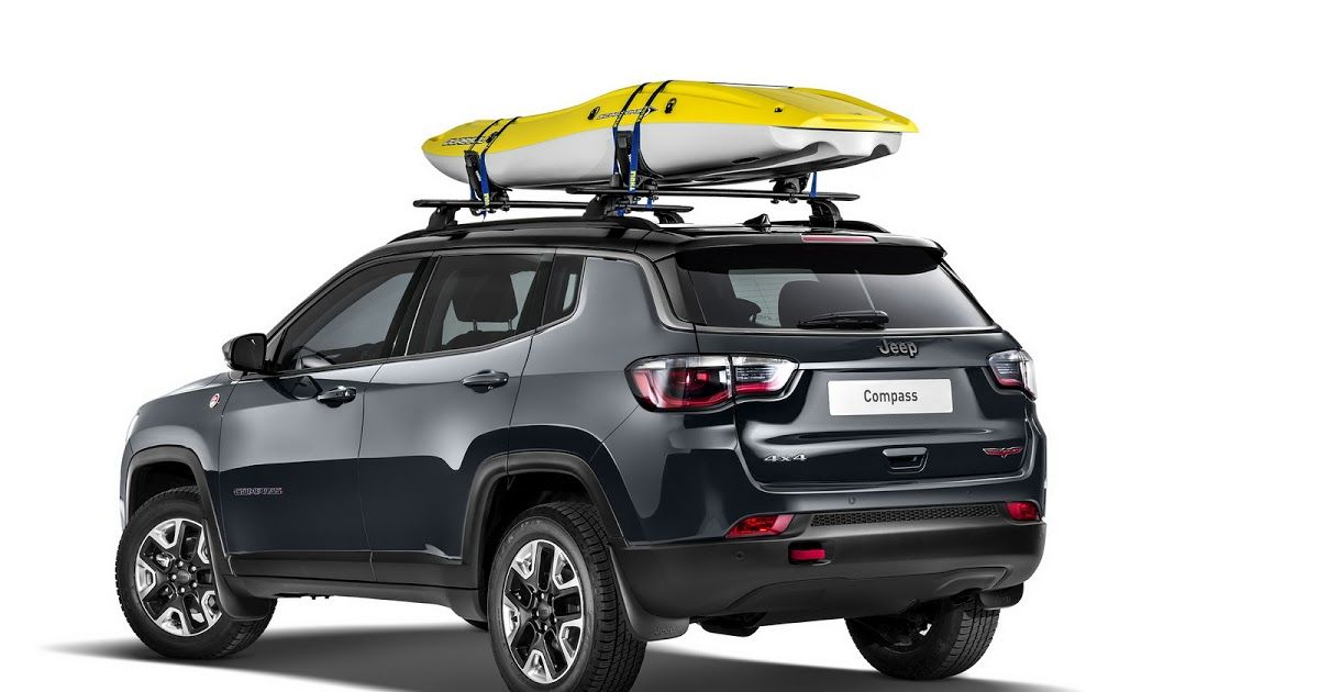AllNew Jeep Compass Gets A Mopar Touch With Exclusive