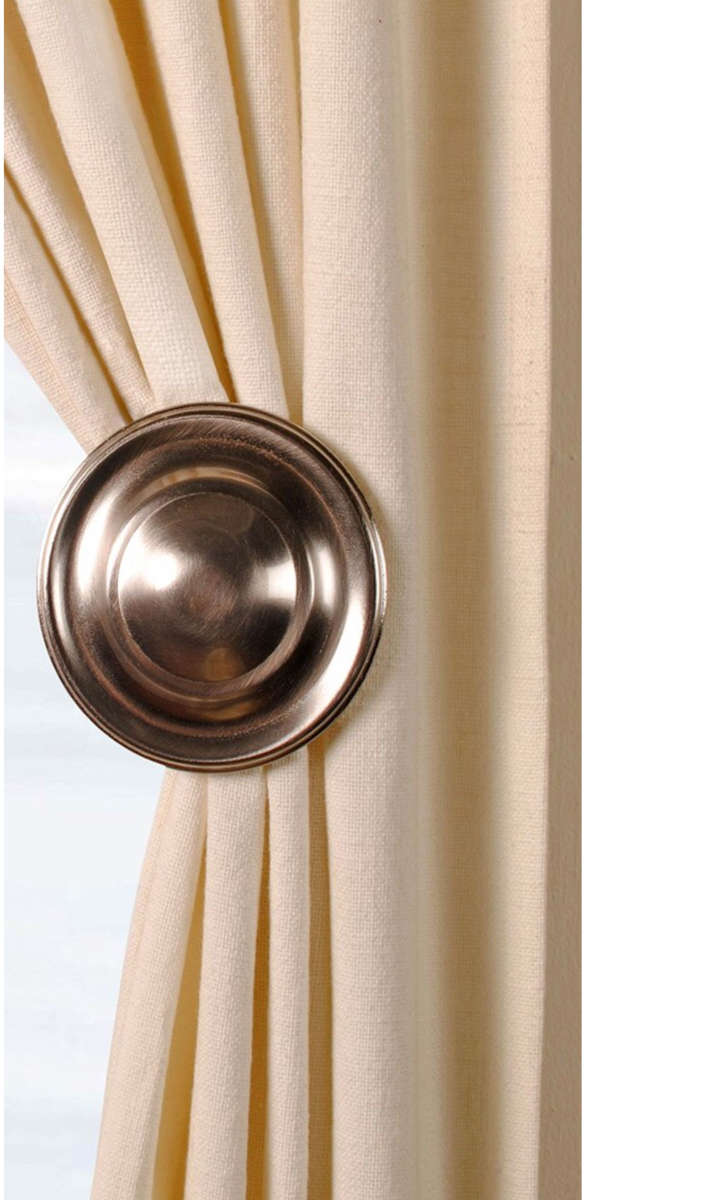 Decowindow Curtain Holdback Tieback At Amazon Curtain Rods