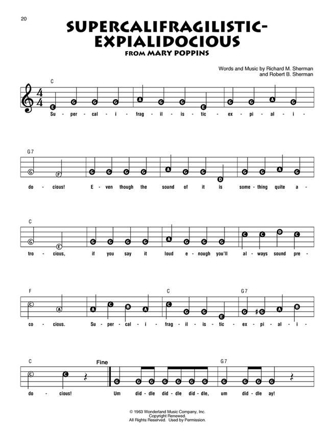 Disney Tunes: Recorder Fun! (Sheet Music, Instrument) - Presto ...