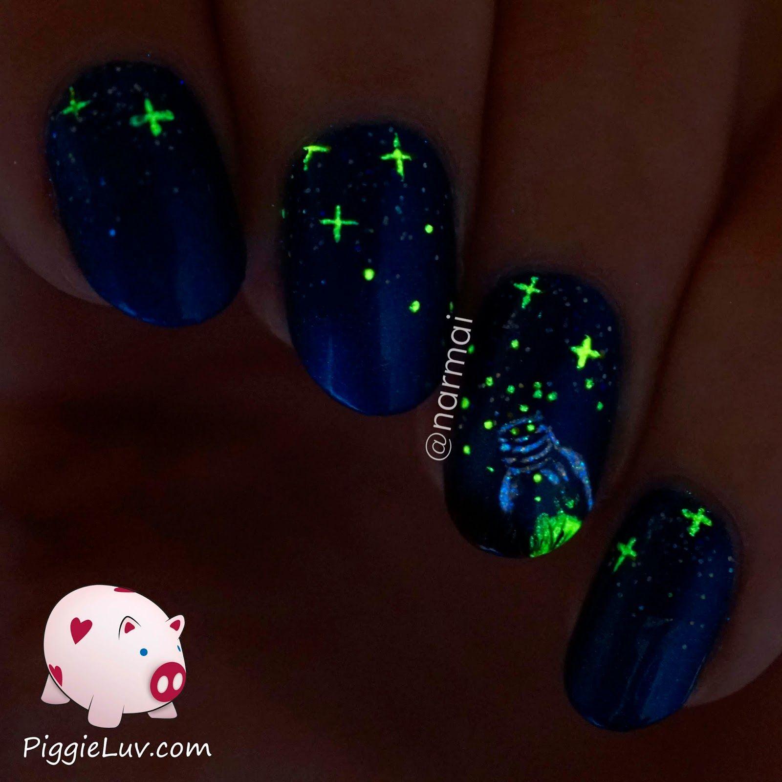 Firefly Nail Art Google Search