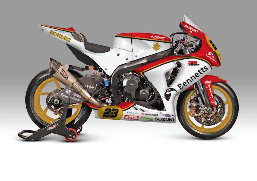 El Equipo Bennetts Suzuki Del Bsb Estrenara Decoracion Este Fin De Semana Racing Motorcycles Suzuki Motorcycle Suzuki Gsxr1000