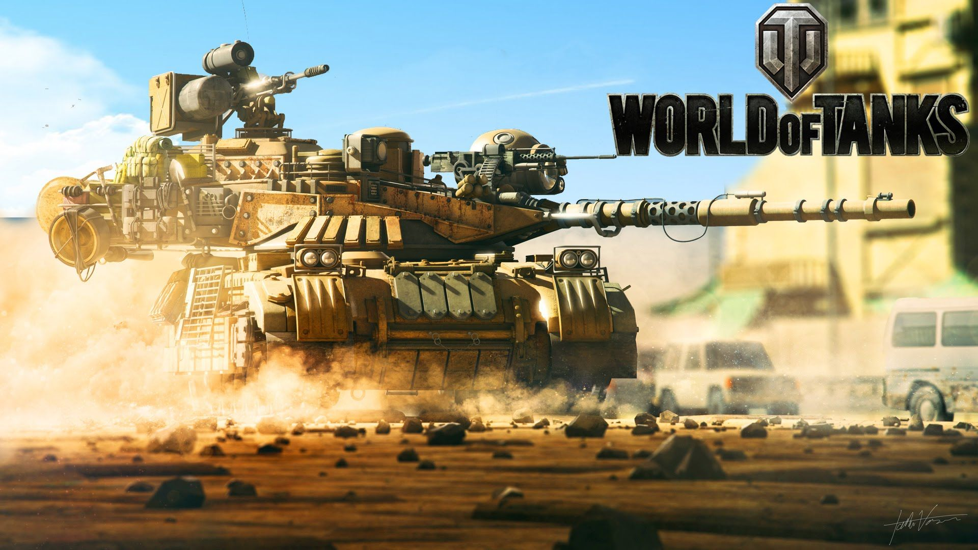 World Of Tanks - ALL TANKS UNLOCKED Epic Gameplay! + Give