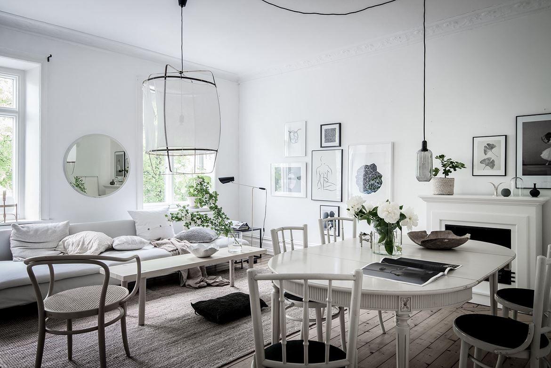 Frisse woonkamer met leuke items - Woonkamer   Pinterest - Met en ...