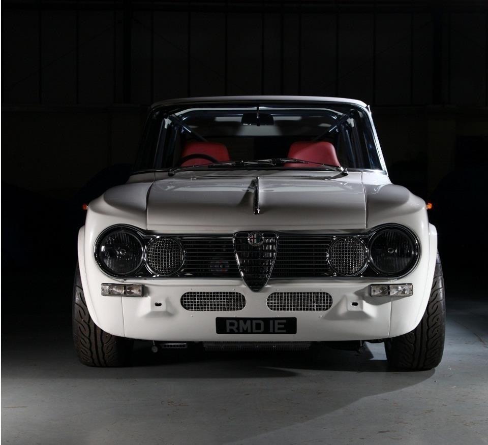 Alfa Giulia, Alfa Romeo, Alfa Romeo Giulia
