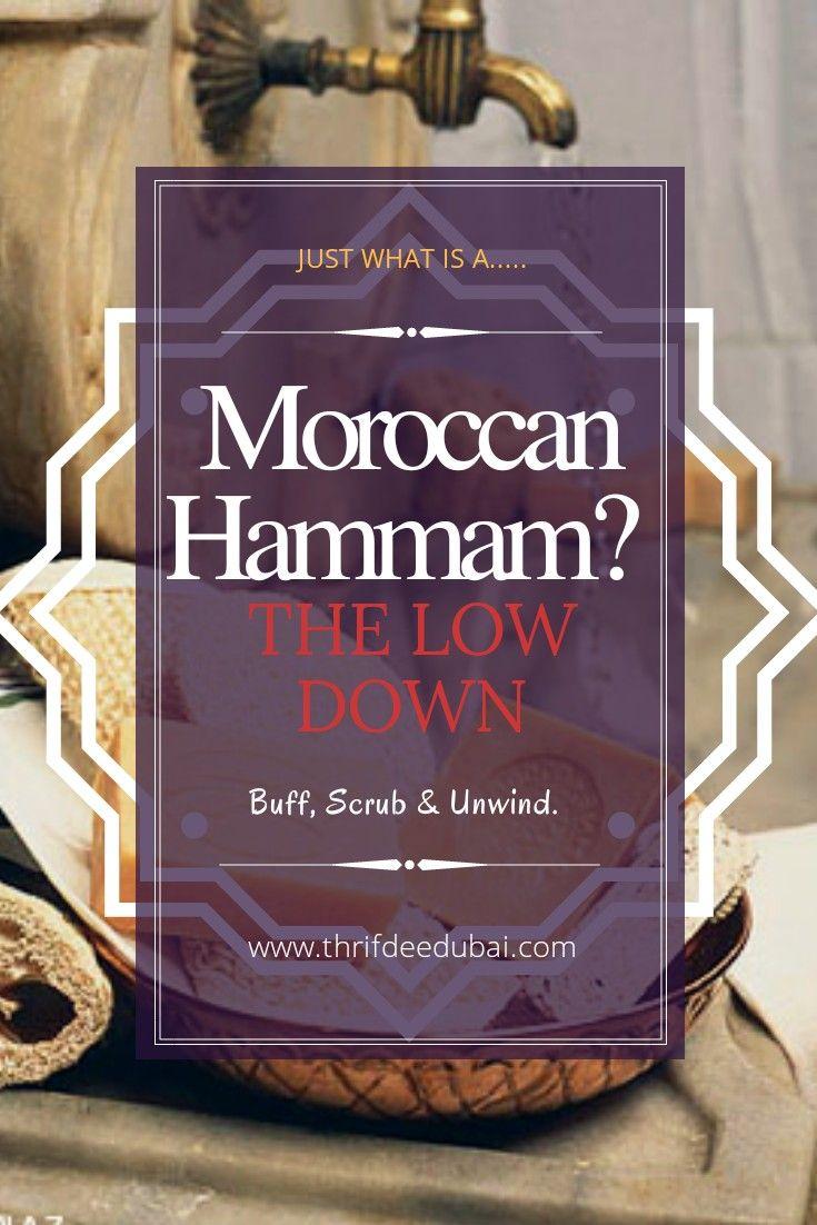 Moroccan Hammam Groupon Offer Dubai, Spa treatments