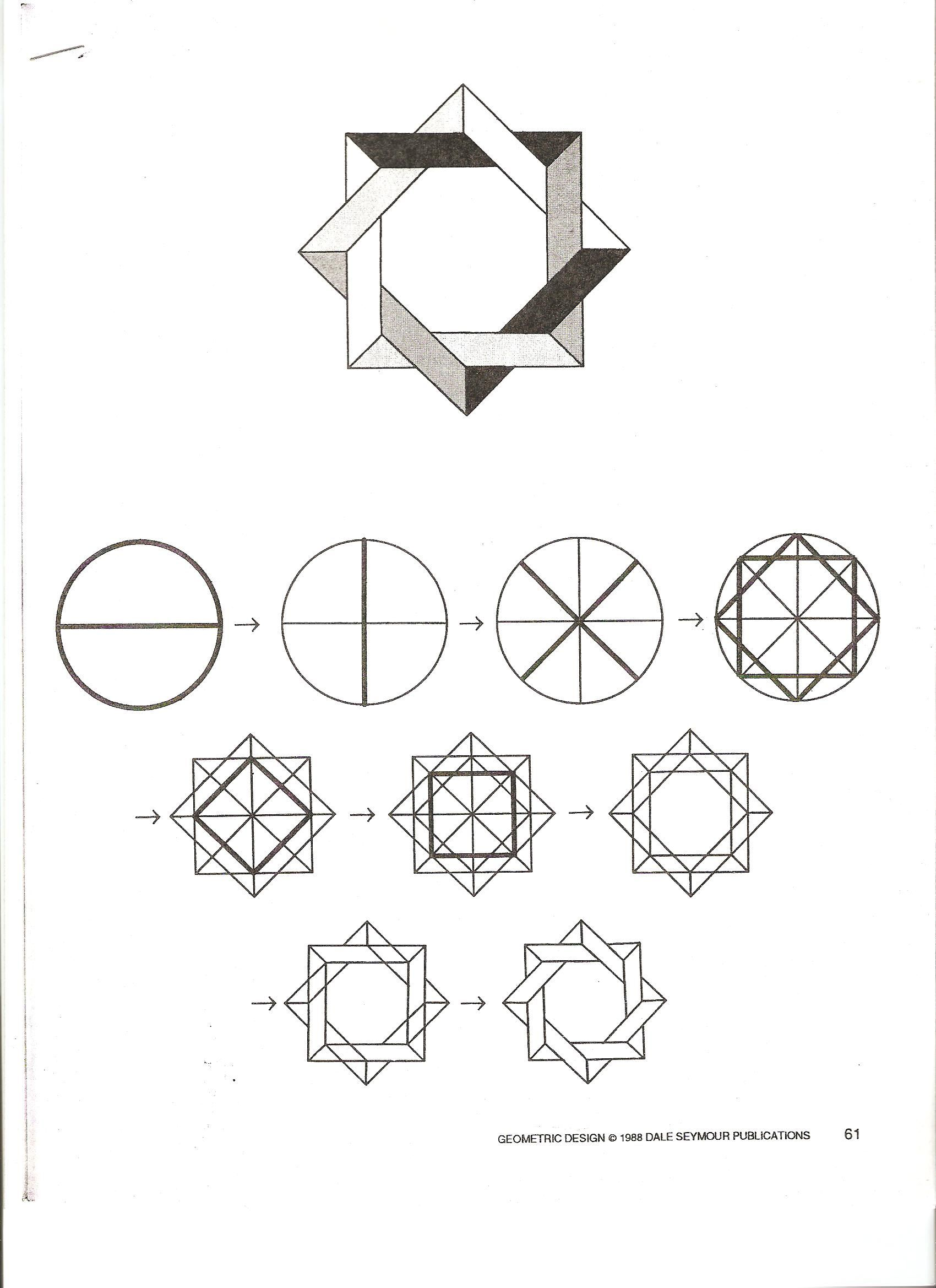 Geometric Design Option 6