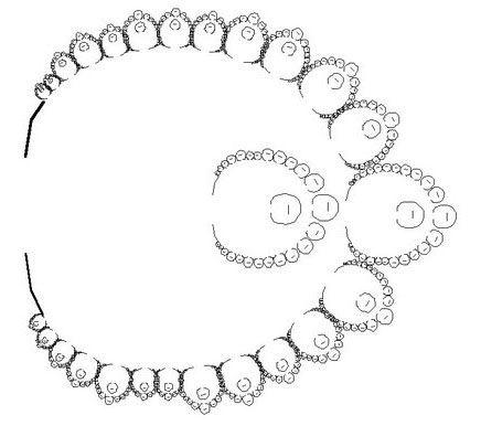 Fractals, a part of Indigenous cultures - http://fractalenlightenment.com/18685/fractals/fractals-a-part-of-african-culture