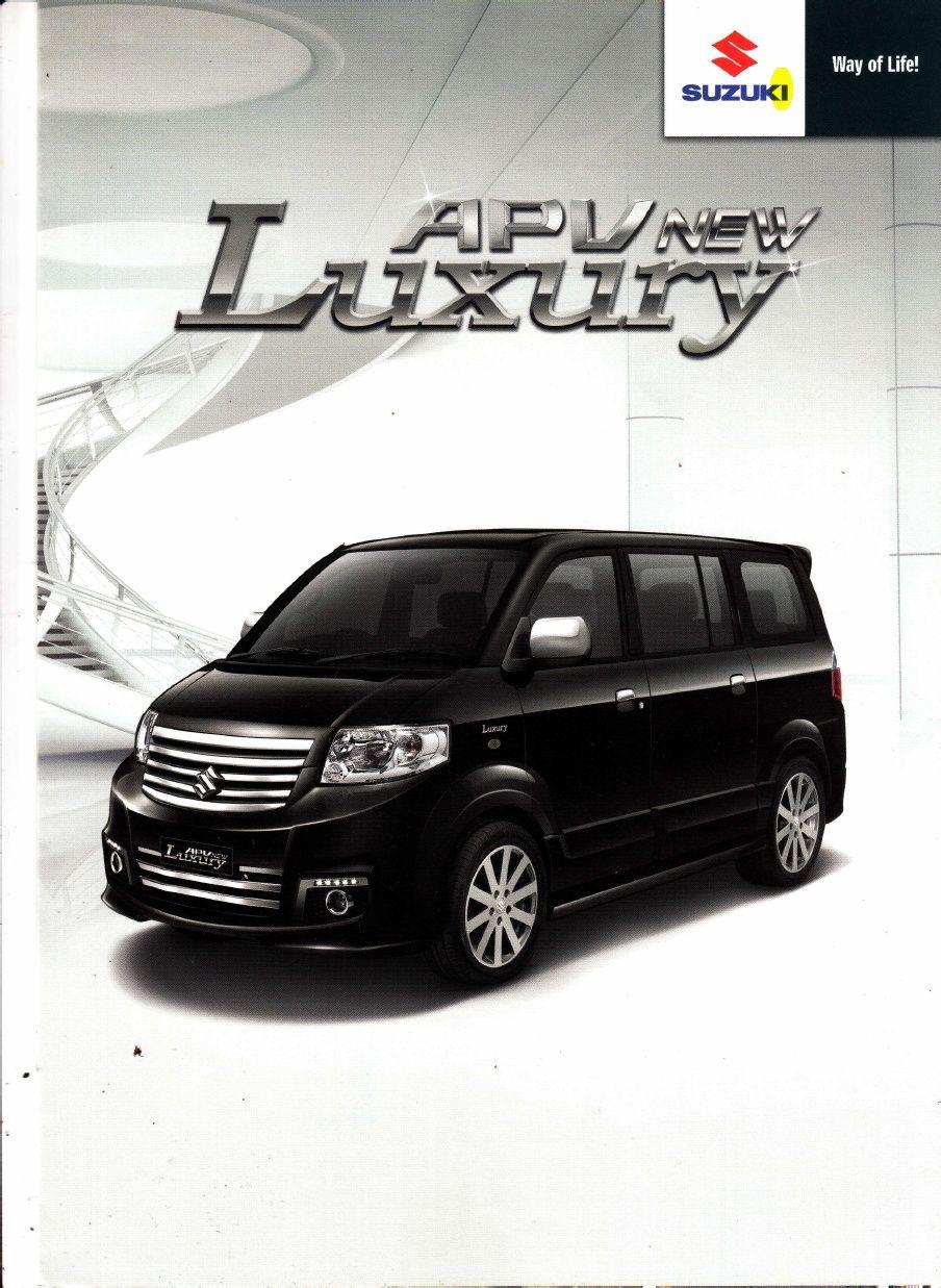 70eaeb7c7c Brosur Suzuki APV Luxury Facelift Dealer Suzuki Jakarta https   www.scribd.