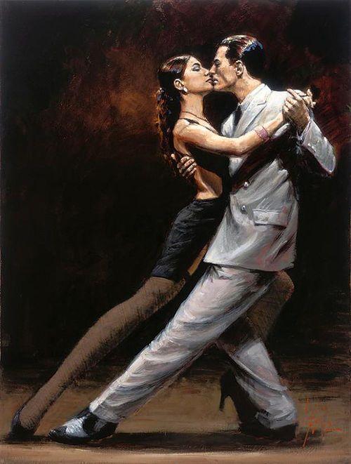 Romantic passion!