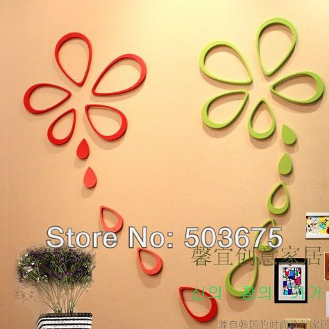 Aliexpress buy taobao hot sale water drop shape kitchen wall aliexpress buy taobao hot sale water drop shape kitchen wall sticker for wedding decoration tv wall bedroon contact jay give you discount from junglespirit Images