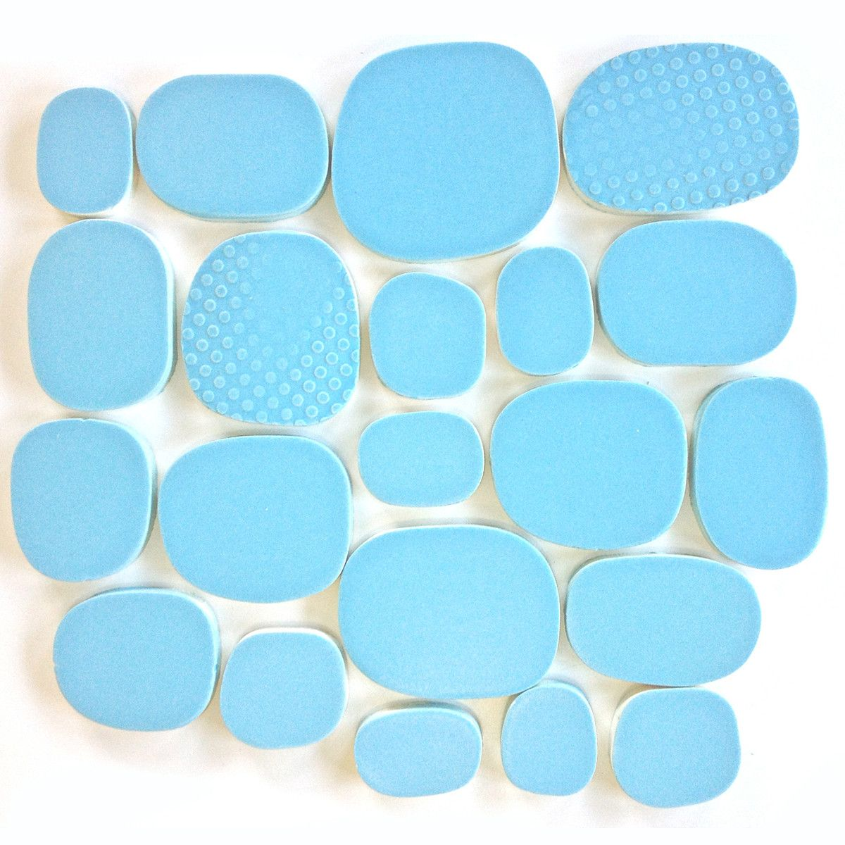 Rex Ray Comet Ceramic Tiles By Modwall 12 5 X12 5 Ceramic Tiles