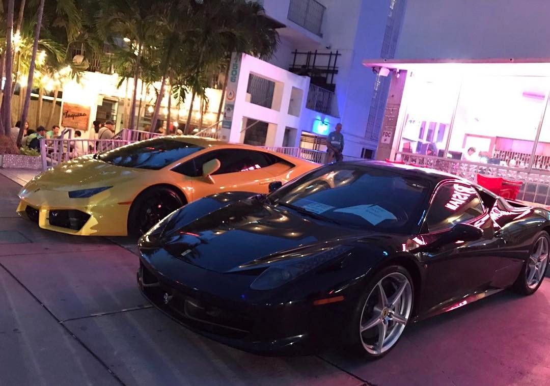 Are You A Ferrari Or A Lambo Type Of Guy Well Come In And Find Out