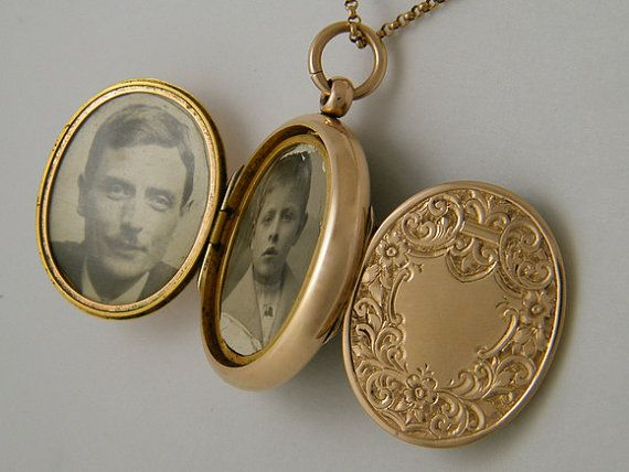 C1860 True Love Family 9k Victorian Locket Gold By Antiquelockets Victorian Locket Jewelry Lockets Antique Locket