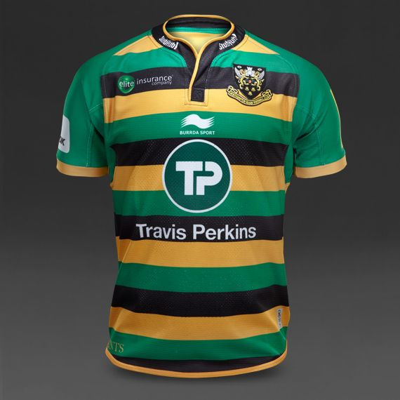 Image Result For Northampton Saints Rugby Kit Rugby Kit Rugby Jersey Football